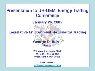 Uh energy trading systems