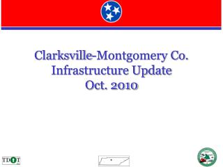 Clarksville-Montgomery Co. Infrastructure Update Oct. 2010
