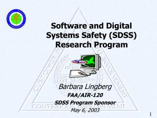 Software and Digital Systems Safety SDSS Research Program
