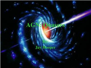 AGN: Quasars