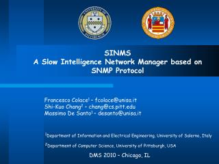 SINMS A Slow Intelligence Network Manager based on  SNMP Protocol