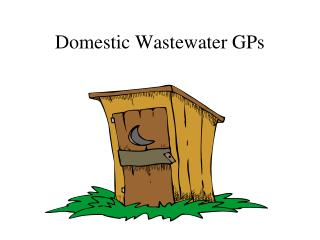 Domestic Wastewater GPs