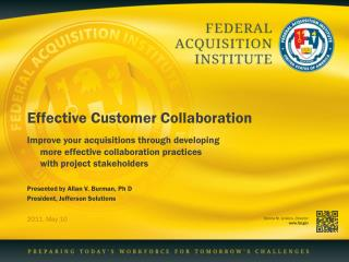 Effective Customer Collaboration