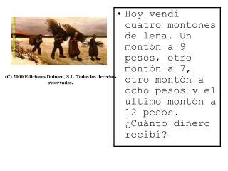 (C) 2000 Ediciones Dolmen, S.L. Todos los derechos reservados.
