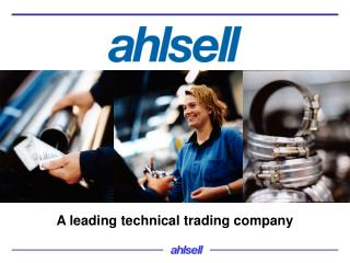 A leading technical trading company