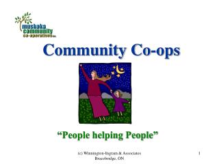 Community Co-ops