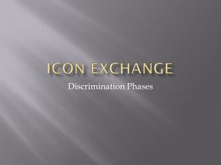 Icon Exchange