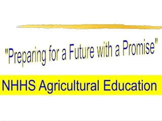 FFA Proficiency Awards