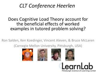 CLT Conference Heerlen