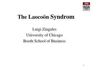 The Laocoön Syndrom