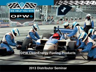 OPW  CleanEnergy  Fueling Products