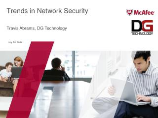 Trends in Network Security