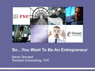 So…You Want To Be An Entrepreneur