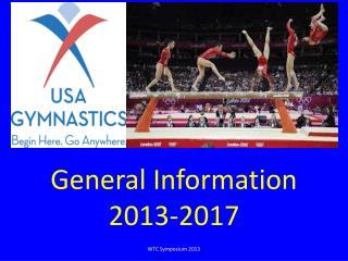 General  Information 2013-2017