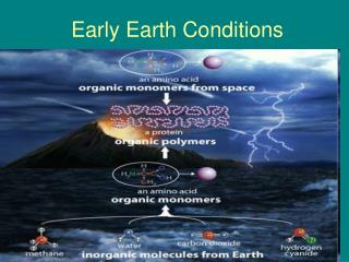 Early Earth Conditions