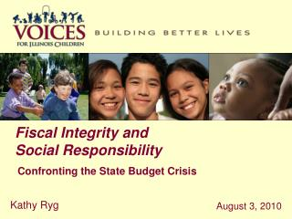 Fiscal Integrity and Social Responsibility