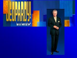 Let's Play V.I.P. Jeopardy
