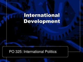 International Development
