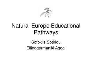 Natural Europe Educational Pathways