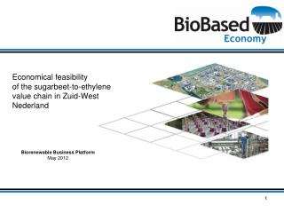 Economical feasibility  of the sugarbeet-to-ethylene value chain in Zuid-West Nederland