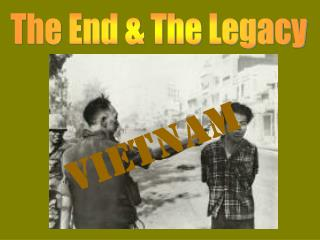 The End & The Legacy