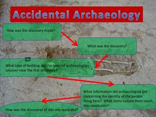 Accidental Archaeology