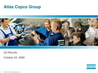 Atlas Copco Group
