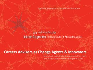 Careers Advisors as Change Agents & Innovators