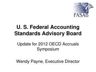 U. S. Federal Accounting Standards Advisory Board