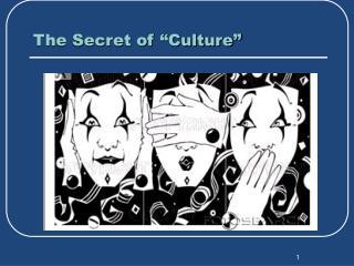 The Secret of �Culture�