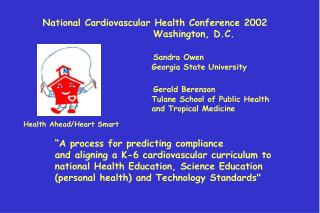 Health Ahead/Heart Smart