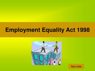 Employment Equality Act 1998