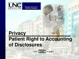 Privacy Patient Right to Accounting of Disclosures