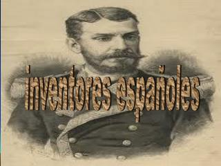 inventores españoles