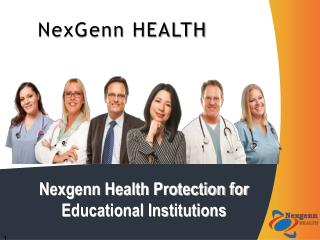 Nexgenn Health Protection for Educational Institutions