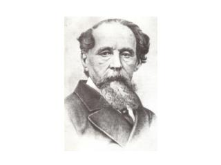 Charles Dickens (1812 – 1870)