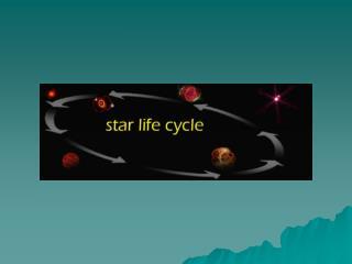 Astronomy – Stellar Evolution