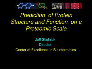 Prediction  of Protein Structure and Function  on a Proteomic Scale