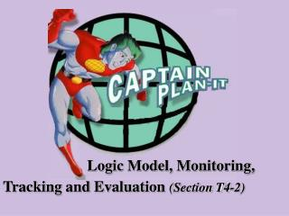 Logic Model, Monitoring,
