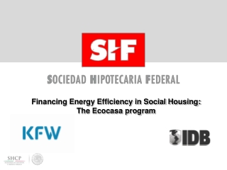 FINANCING ENERGY EFFICIENT        HOME IMPROVEMENT