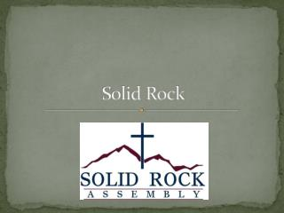 Solid Rock