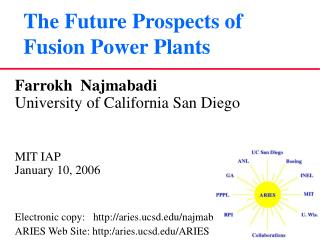 The Future Prospects of Fusion Power Plants