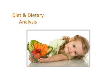 Diet & Dietary Analysis