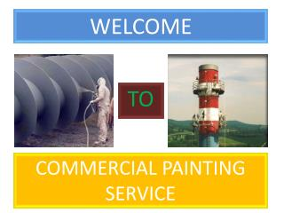 Commercial Painting Contractors Indiana: We are now here so