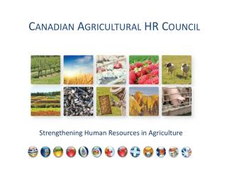 Canadian Agricultural HR Council