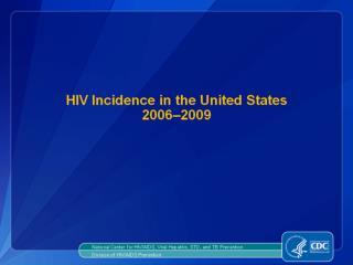 statistics surveillance hiv incidence