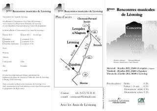 Concerts Parish-Alvars Caplet Mozart Kancheli Dvorak Haydn