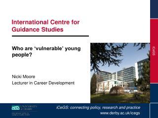 International Centre for Guidance Studies