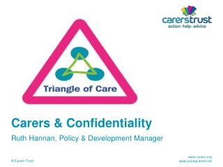 Carers & Confidentiality