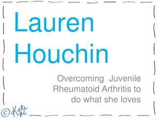 Lauren  Houchin